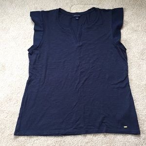 Tommy Hilfiger Short Sleeve Blouse